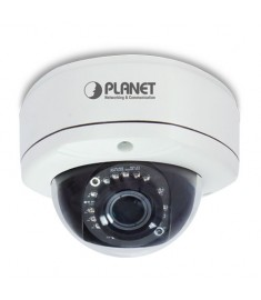 Mega-pixel Vandalproof IR PoE IP Camera with Extended Support